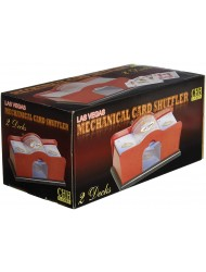Hand Cranked Card Shuffler (2-Deck)