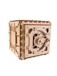 Safe Mechanical 3d Puzzle