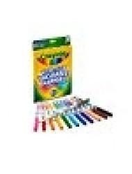 Crayola 12 Ct Fine Washable Markers