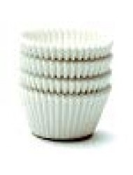 Norpro Giant Muffin Cups, White, Pack of 48