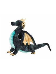 Cuddle Toys 727 Aragon Navy Dragon