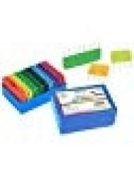 Knitter's Pride KP800417 Rainbow Knit Blockers-Package of 20