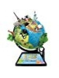 Oregon Scientific SG268R Smart Globe Adventure AR Educational World Geography Kids - Learning Toy (Black)