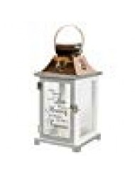 Carson Home A Memory Becomes a Treasure Flameless Candles Copper Lantern