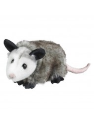 Wildlife Artists Opossum Stuffed Animal Conservation Critter