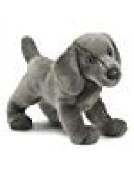 Cuddle Toys 2016 41 cm Long Cassie Weimaraner Plush Toy