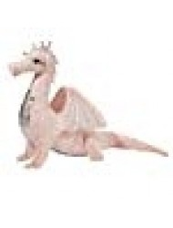 Cuddle Toys 715 Shreya Dragon Toy, Pink
