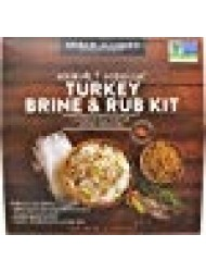 Urban Accents Gourmet Gobbler Turkey Brine Kit, 12.75 Ounce