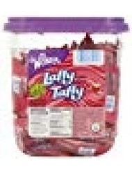 Laffy Taffy Candy Jar, Strawberry, 145Count