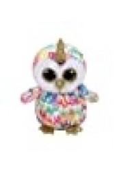 Ty Beanie Boo - Unicorn Owl - ty36253