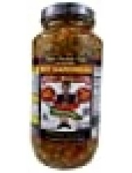That Pickle Guy Minced All Natural Chicago Style HOT Giardiniera, Raw; 24-ounce