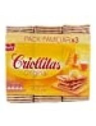 Bagley Criollitas - 3 X 100g