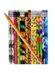 Rhode Island Novelty 144 PC 7.5 Inch Pencil Assortment