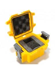 Collectors Box 1 Slot-Yellow