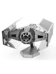 Metal Earth Star Wars Darth Vader's Tie Fighter 3D Laser Cut Model