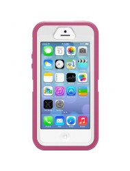 OtterBox [Defender Series] Apple iPhone 5 & iPhone 5S Case - Papaya