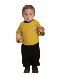 Star Trek into Darkness Captain Kirk Costume, Toddler 1-2