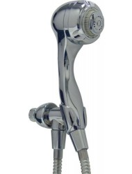 2.0 GPM Niagara Chrome Handheld Massage Showerhead