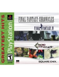 Final Fantasy Chronicles: Chrono Trigger/Final Fantasy IV (PS1)