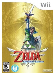 The Legend of Zelda: Skyward Sword (Nintendo Wii)