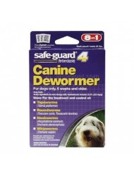 8 in 1 Safe-guard 4 Dewormer for Medium Dogs