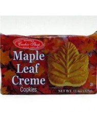 Maple Leaf Cookies, one 11.4 oz package