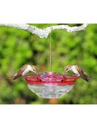 Hummzinger Humm Blossom Hummingbird Feeder