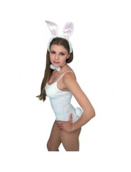 Rubie's Costume Glitter Bunny Accessory Kit, Multi, One Size