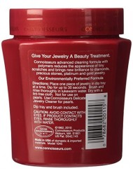 Connoisseurs Jewelry Cleaner, Precious, 8 oz**