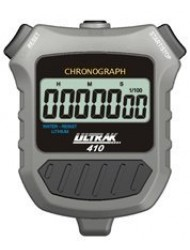 Ultrak 410 Simple Event Timer Stopwatch With Silent Operation.