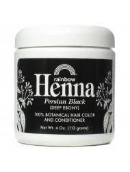 Rainbow Research Black Henna, 4 oz