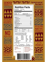 Atacora Fair Trade Raw Fonio Ancient African Grain (Gluten-Free), 16 Oz.