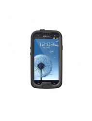 LifeProof FRE Samsung Galaxy S3 Waterproof Case - Retail Packaging - BLACK/CLEAR