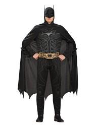 Rubie's Costume Co Batman Dark Knight Rises Adult Batman Costume, Black, Medium