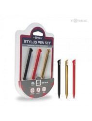 Tomee New 3DS XL Stylus Pen Set by Tomee