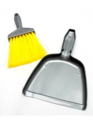 Mr. Clean Mini-Sweep Compact Dustpan And Brush Set.