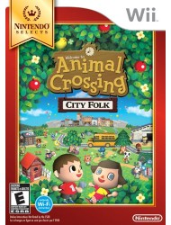 Animal Crossing: City Folk (Nintendo Selects)