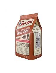 100% Stone Ground Whole Wheat Flour, 5lbs.