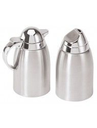 Oggi Stainless Steel Sugar and Creamer Set