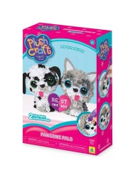 The Orb Factory PlushCraft Pawsome Pals 3D