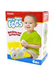 Kangaroo Hidden Chirping Squeaky Eggs; Hide N' Tweet Easter Eggs
