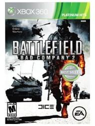 Battlefield Bad Company 2 - Platinum Hits -Xbox 360