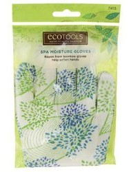 EcoTools Bamboo Spa Moisture Gloves 1 Pack(S)