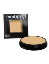 Mehron StarBlend Cake Foundation Makeup (Light Buff)