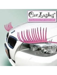 The Official Car Lashes(TM) - Authorized Car Lashes(TM) Seller - No Knockoffs - Pink