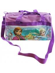 Disney Frozen Elsa and Anna Duffle Bag.
