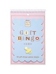 Darice Baby Shower Game Pad - Gift Bingo