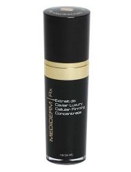 Mediderm Anti Aging Caviar and Hyaluronic Acid Serum, 1 oz (30 ml)