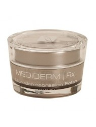 MediDerm Microdermabrasion Polish and Exfoliating Cream - Scrubs and Exfoliates Dead Skin, Reduces Blackheads, Acne Blemishes and Fine Wrinkles. All In One Facial Treatment.