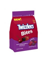 Twizzlers Candy Bites, Mixed Berry, 10-Ounce Bag